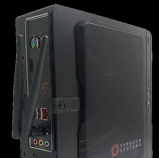 Chibi LAN WiFi Audio HDMI DP USB 3.0